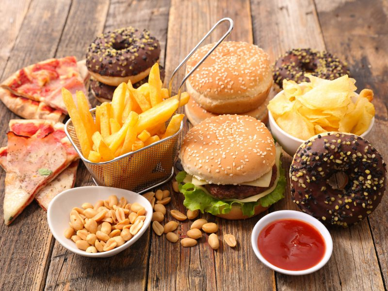 Why fast food is bad for health ?
