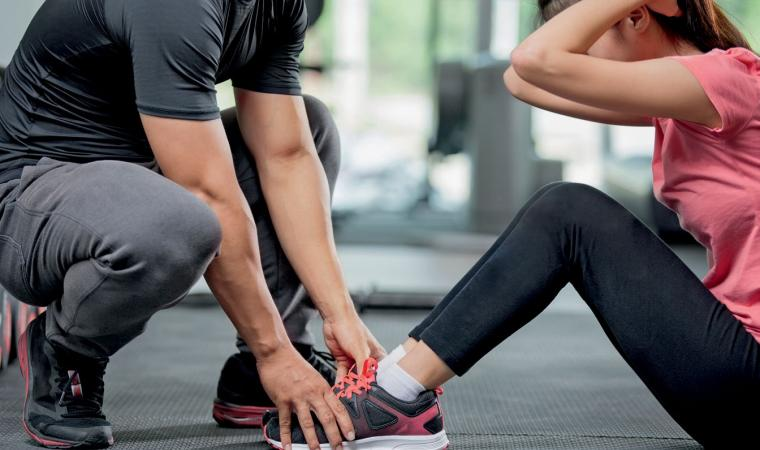 Here's how to find the best wellness trainer
