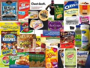 Convenience foods are generally Packed Meals.