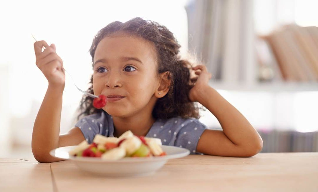 Healthy food you should include for your children's diet