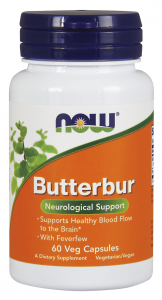Butterbur Herb for pain relief