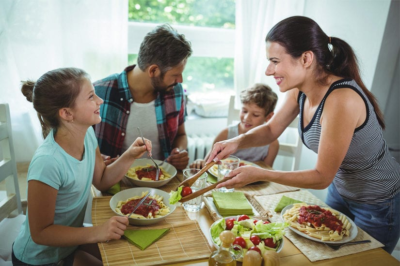 Enjoy popular healthy food recipes for your family