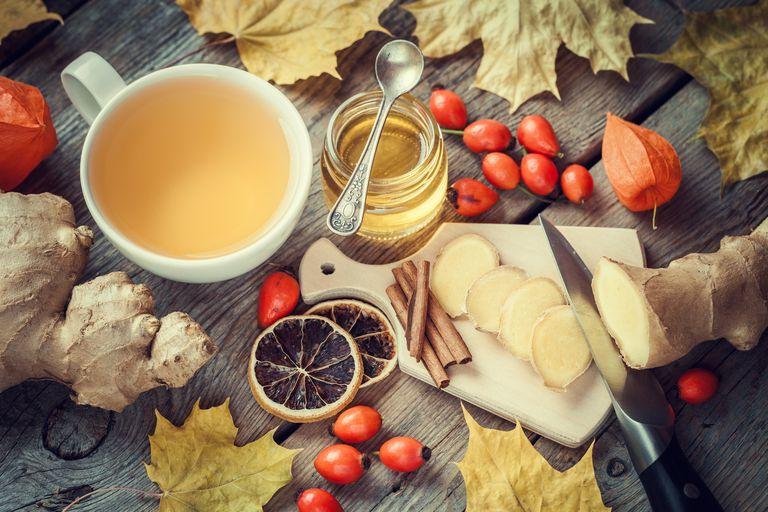 Natural remedies for fever as flu symptoms