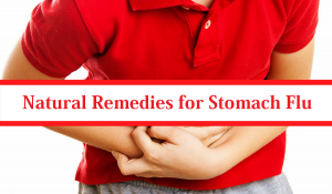 Herbal Remedies for Stomach Flu