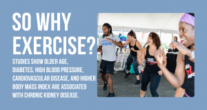 so why exercise for fitness